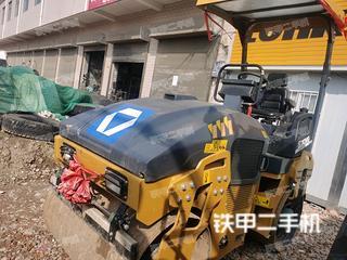 陕西-咸阳市二手徐工XMR353E压路机实拍照片
