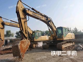 阳泉小松PC300-7挖掘机实拍图片