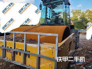 甘肃-庆阳市二手山推SR26M-3压路机实拍照片