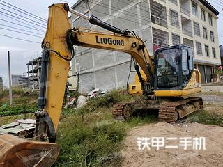 二手柳工 CLG915E 挖掘机转让出售