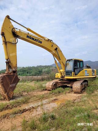 肇慶小松PC360-7挖掘機實拍圖片
