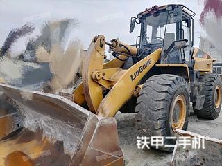 東方柳工CLG850H裝載機實拍圖片
