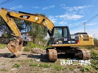 二手卡特彼勒 329DL 挖掘机转让出售