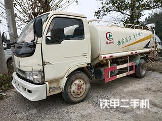 东风牌EQ1110SJ8BDC矿用洒水车实拍图片