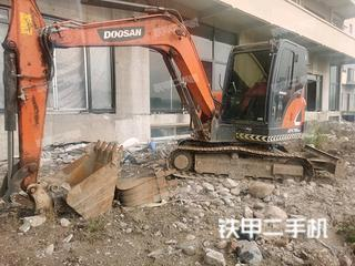 二手斗山 DX60E-9CN 挖掘机转让出售