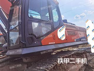 斗山DX380LC-9C挖掘机实拍图片