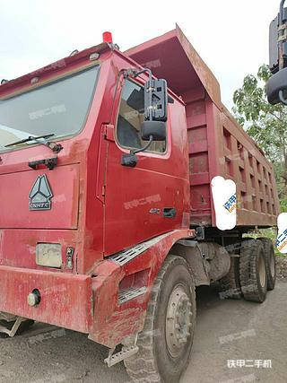 中國重汽ZZ5707S3842AJ非公路自卸車實拍圖片