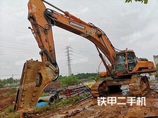 二手斗山 DH500LC-7 挖掘机转让出售