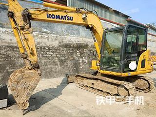 小松PC70-8挖掘機實拍圖片