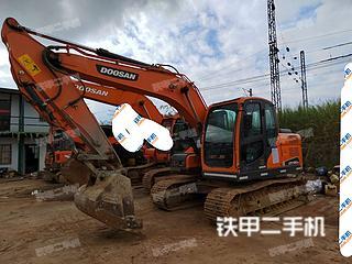 二手斗山 DX130-9CN 挖掘机转让出售
