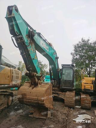 神钢SK270XD-10挖掘机实拍图片