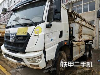 徐工NXG5250ZLJK4工程自卸車實拍圖片