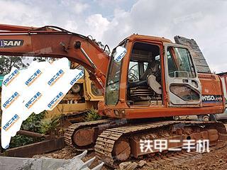 昆明斗山DH150LC-7挖掘機實拍圖片