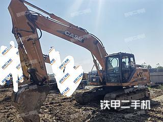 凱斯CX210B挖掘機實拍圖片