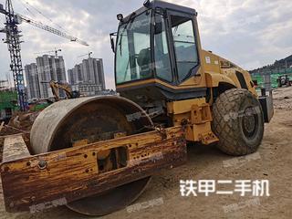 山东-烟台市二手山推SR20M压路机实拍照片