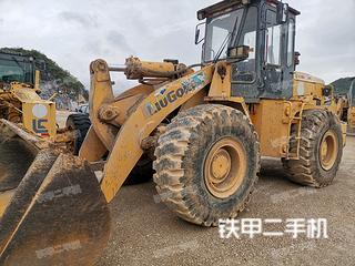東方柳工CLG855裝載機實拍圖片