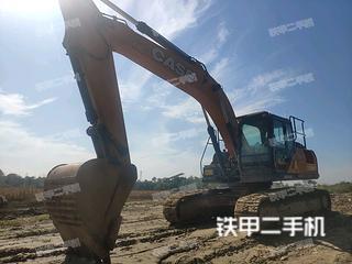 凱斯CX260C挖掘機實拍圖片