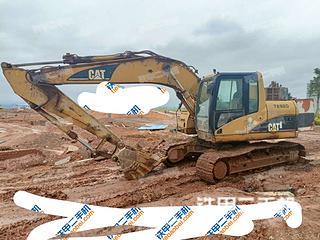 楚雄卡特彼勒320CU挖掘机实拍图片