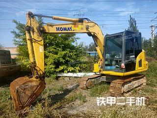 运城小松PC70-8挖掘机实拍图片