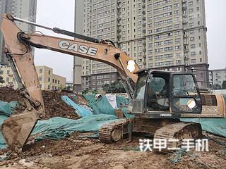 凱斯CX240C挖掘機實拍圖片