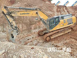 二手柳工 CLG950E 挖掘机转让出售