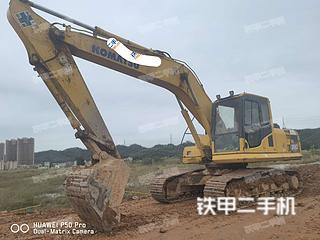 小松PC200-8挖掘機實拍圖片