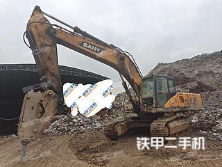 二手三一重工 SY285C 挖掘机转让出售