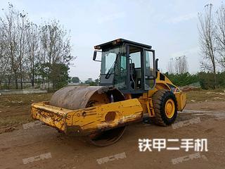 安徽-滁州市二手柳工CLG620压路机实拍照片