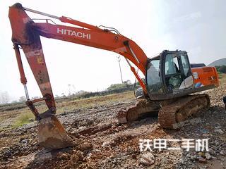 二手日立 ZX200-5A 挖掘机转让出售