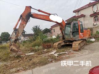 上海日立ZX120挖掘機實拍圖片