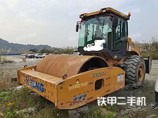 湖北-十堰市二手徐工XS263J压路机实拍照片