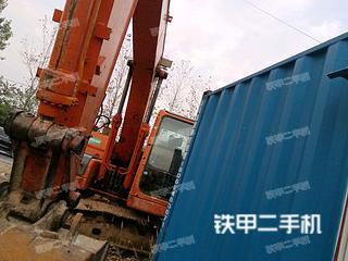 随州斗山DX150LC挖掘机实拍图片
