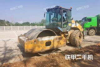 安徽-宣城市二手徐工XS223JE压路机实拍照片