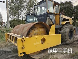 江苏-盐城市二手徐工YZ12JC压路机实拍照片