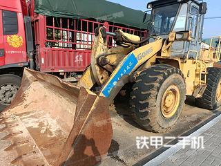 东方柳工CLG855N装载机实拍图片