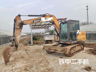 宿迁三一重工SY75C挖掘机实拍图片
