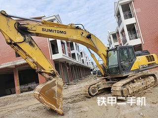 厦门住友SH360HD-6挖掘机实拍图片