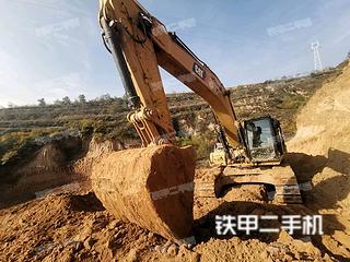 阳泉卡特彼勒新一代Cat®336液压挖掘机实拍图片