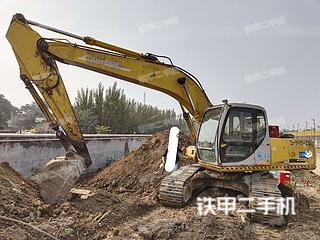 厦门住友SH200A3挖掘机实拍图片