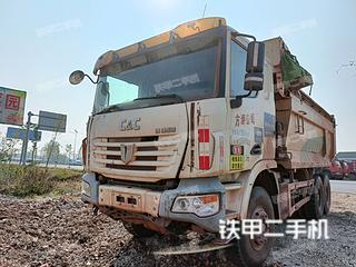 联合卡车6X4工程自卸车实拍图片