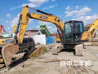 上海三一重工SY115C挖掘机实拍图片