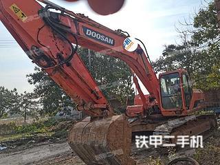 石家庄斗山DH300LC-7挖掘机实拍图片