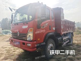 王牌CDW3040A2A3工程自卸车实拍图片