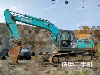 永州神钢SK210LC-8挖掘机实拍图片
