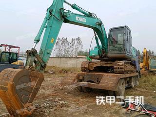 随州神钢SK140LC-8挖掘机实拍图片