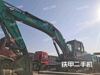 石家庄神钢SK330挖掘机实拍图片
