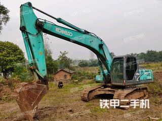 永州神钢SK250-8挖掘机实拍图片