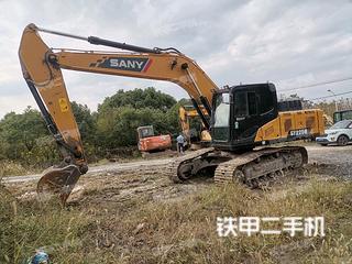 上海三一重工SY205C挖掘机实拍图片