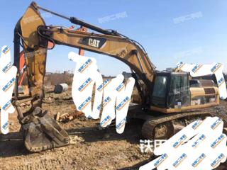 江西-南昌市二手卡特彼勒336D液压挖掘机实拍照片