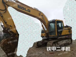 贵州-贵阳市二手山东临工E6210F挖掘机实拍照片